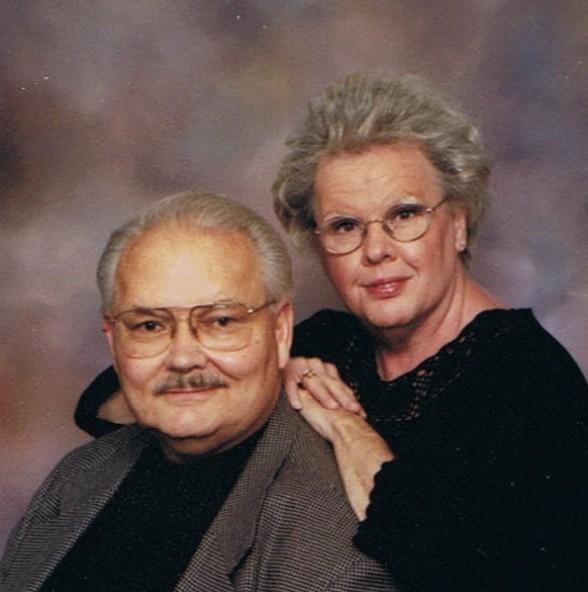 Raymond & Glenda Candy- authors