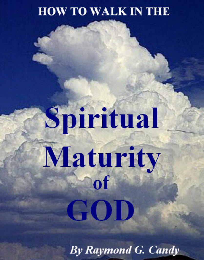 growing into christ: from spiritual babe to spiritual maturity | as